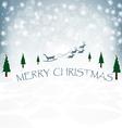 Abstract Christmas Design vector image