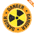 Stamp sticker Nuclear collection - - EPS10 vector image