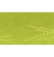 art of spring green backgrounds vector image