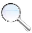 Search icon vector image