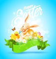 happyeaster vector image