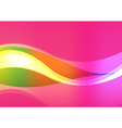 Wave abstract backgrounds vector image vector image
