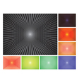 dot backgrounds vector image vector image