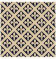 Fleur-de-Lys pattern vector image vector image