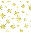 Eight-pointed stars Seamless Pattern vector image