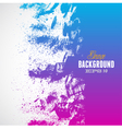 Grunge blue-purple background vector image