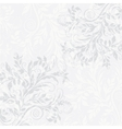 Decorative floral background vector