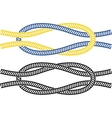 Simple marine knot vector image vector image