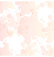 watercolor background trendy modern vector image