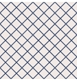 Seamless pattern with cross lines vector image
