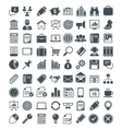 Set of useful icons vector image