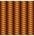 gold column vector image vector image