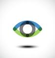 Eye Logo design vector image