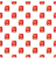 packing with chips pattern vector image