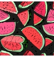 Watermelon hand drawn vector image