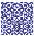 optical illusion pattern vector image