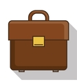 Bag of baggage and luggage concept vector image