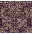 Classic style Acanthus pattern vector image