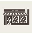 icon detailed Shop Market vector image