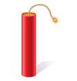 explosive dynamite vector image
