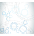 High Tech background for a variety of business vector image vector image