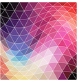 background Geometric abstract texture Retro vector image