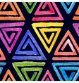Abstract seamless watercolor pattern 2 vector image