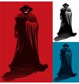 Vampire vector image