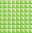 triangle green earth texture seamless background vector image