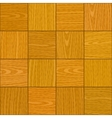 seamless light oak square vector image vector image