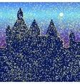 Castle bright vector image