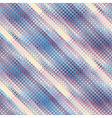 bubbles striped background vector image vector image
