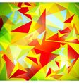 Bright Multicolored Background vector image vector image