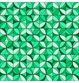 Floral Mosaic Pattern vector image