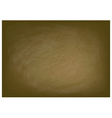 Texture of The Brown Chalkboard Background vector image