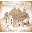 Architecture vector image