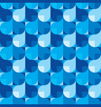 abstract background in blue colors vector image
