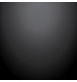 Realistic dark carbon background texture vector image