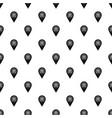 map pin pattern vector image