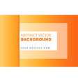 Simple graphic background vector image
