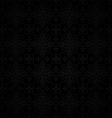 dark backgroundseamless classic pattern vector image