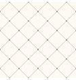 Seamless retro polka dot pattern vector image vector image
