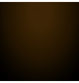 Realistic dark brown carbon background texture vector image