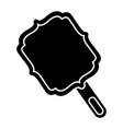 hand mirror icon vector image