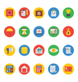 Business and Finance Icons 1 vector image