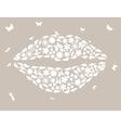 lips4 vector image vector image