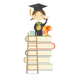 Successful Education Concept vector image