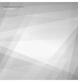Abstract technology background grey stripes vector image