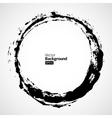 Grunge Ink Draw Background vector image