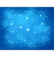 Winter Sparkles Abstract Background vector image